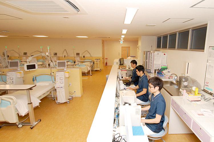 透析治療情報集中管理システム